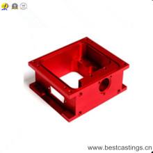 OEM que trabaja a máquina del CNC del metal y del plástico modificado para requisitos particulares