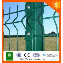 Anping fábrica de fornecimento de metal ou plástico em pó revestido vedação cerca