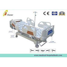 Safe Luxurious Emergency Hospital Electric Beds , ICU Elect