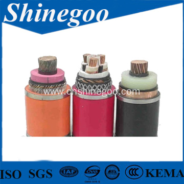 Silicone Rubber Insulated and sheathed Electrical cable