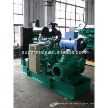 Conjunto de bomba de alta presión accionado por motor diesel