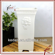 ceramic flower vase for decoration
