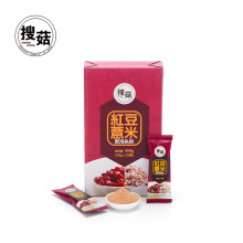 Muestra gratuita de cereal de desayuno de alta calidad Polvo de reemplazo de alimentos Etiqueta privada