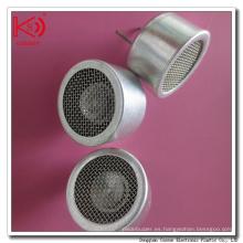 Sensor ultrasónico de apertura abierta de 40kHz