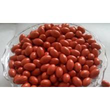 Capsules molles bêta-carotène de 500mg de haute qualité