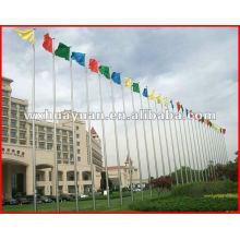 Galvanized Flag Pole