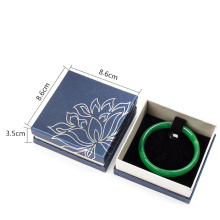 Luxury brand jewerly gift small ring gift boxes