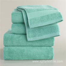 Wholesale 100% Cotton Terry Bath Towels 70x140