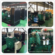 CE ISO approved China diesel generator set with one year warranty