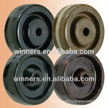 high temperature phenolic caster wheel