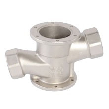 Investment  Casting Valve Parts Valve Body Foundry