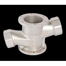 Детали клапана для литья по выплавляемым моделям Литейное производство корпуса клапана