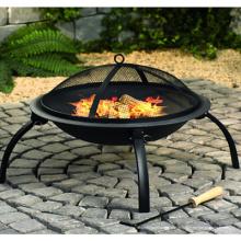 Firepit en fonte, Steel Fire Pit