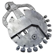 Morrer parte de máquinas de fundição (EEP-011)