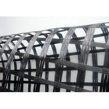 Wasserlösliches PVC Bixial Polyester Geogrid
