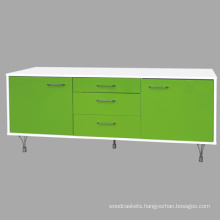 High Gloss TV Stand/ Color Cabinet