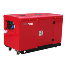 50kVA Portable Silent Type Diesel Genset by Lovol Engine