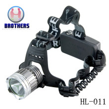 Bright White Camping Outdoor LED Headlamp (HL-011)