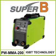 Single Phase Portable Arc Welding Machine; Inverter Welding Machine MMA-200