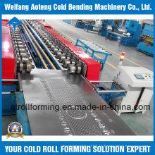Puerta de Seguridad Puerta de Incendio Panel Roll Formando Máquina