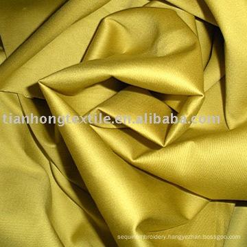 Spandex Twill Satin Fabric
