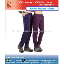 Couple Fleece pant for men and women / gym trousers / sweat pants for exercise and sports