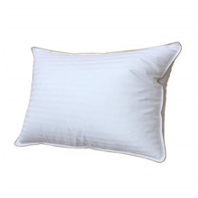 Washable 100% Polyester Fiber Filling Pillow With Cases