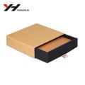 2016 en gros logo imprimé recyclable carton ondulé personnalisé boîte-cadeau