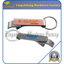 Customed Logo Metal Opener Keychain