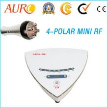 Vier polare RF multipolare Hochfrequenz Hautverjüngung Schönheit Maschine