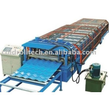 Steel Roof tile machine