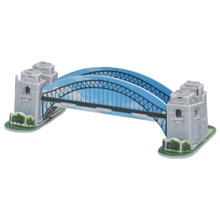 3D Puzzle de Sydney Harbour Bridge