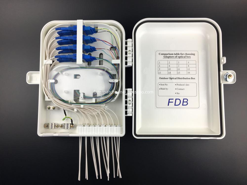Fiber Optic Distribution Box Pigtails 1