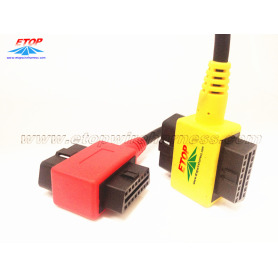 Konektor OBD Female To Male Cable