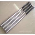 Heißes Aluminiumlegierungs-populäres Silber kein Druckpolierbaseballschläger