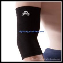 Elástico deportes duraderos protector de alivio del dolor tejido de neopreno codo codo apoyo corsé