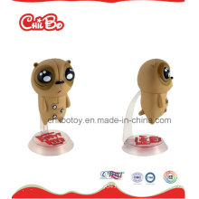 Lovely Doy Figure Toy with Big Eyes (CB-VT016-Y)