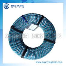 Bestlink Diamante vio el alambre para cortar el bloque