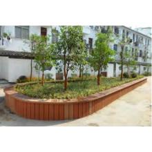 Construcción Municipal Eco WPC Board Anti Crack Pest-Resist Tree Pool
