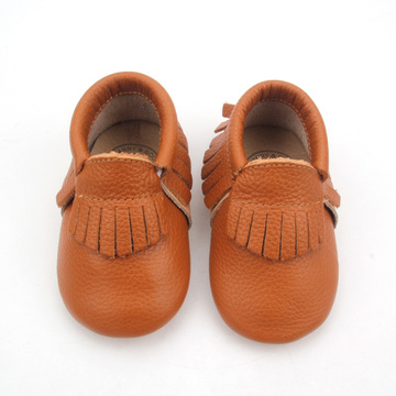 Venta al por mayor de Moccasins Baby Shoes Crib Shoes Factory