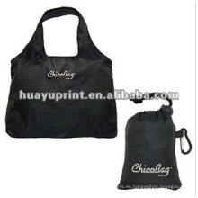 2012 bolso de compras vendedor caliente del poliester y bolso de compras del poliester