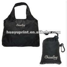 2012 saco de compra de poliéster vendendo quente & saco de compras de poliéster