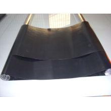 La fibre de verre de fibre de PTFE fusionnant aucun joint sans couture résistant à la chaleur sans bâton 0.45MM