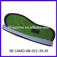 SR-14MO-RB-015-39-45 rubber outsole rubber sole for shoe making unisex rubber outsole for shoes