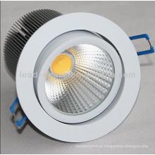 Sharp LED Downlight fabricados na China