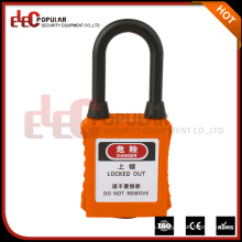 38mm Dustproof Insulation Safety Padlock, Nylon Lock