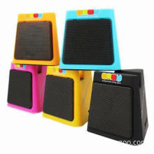 Bluetooth Speakers with Docking Station, Suitable for Mobile Phones, Game/MP3/4 Players and More