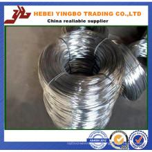Alambre de enlace de alta calidad del alambre / hierro obligatorio galvanizado Wrie