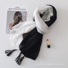 2017 Mode coton long style hijab beaucoup de types pour choisir musulman musulman écharpe hijab