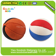 Baksetball Shaped Eraser, Sport Mode Erasers